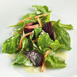 Arugula and Roasted Beet Salad